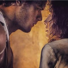 Outlander: The moment he fell in love...