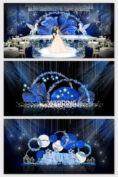 Dream Jane Euro Star Wedding Effect Picture Wedding Backdrop Design, Wedding Stage Design, Wedding Reception Backdrop, Wedding Designs, Wedding Mandap, Wedding Table, Wedding Ideas, Wedding Ceiling Decorations, Indian Wedding Decorations