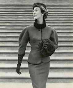 tailleur 1953