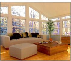 Vaulted Windows