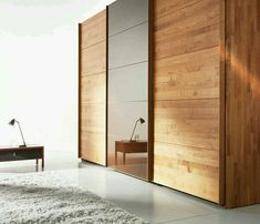 Concepts in wardrobe design. Storage ideas, hardware for wardrobes, sliding wardrobe doors, modern wardrobes, traditional armoires and walk-in wardrobes. Closet design and dressing room ideas. Furniture, Mirrored Furniture, Contemporary Interior Design, Bedroom Closet Doors, Closet Bedroom, Wardrobe Design Bedroom, Bedroom Design, Wardrobe Door Designs, Interior Design Styles
