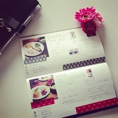 もう食べられない料理と、日記的レシピノートのお話 | Notebookers.jp