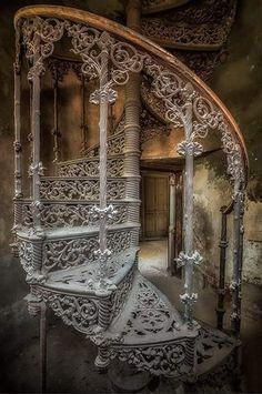 Abandoned Victorian era