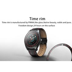 Smart Watch With Camera, Bluetooth, Heart Rate Monitor & Pedometer. Wearable Computer, Camera Watch, Phone Card, Freedom Design, Heart Rate Monitor, Smart Watch, Bluetooth, Pure Products, Watches