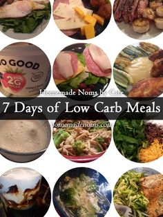 Ideas for Keto or Low Carb Meal Planners. Simple is best – and that's how we try to keep it most days: Pick a protein, pick a fat, add 1-2 vegetables that grow above the ground. And that's it!