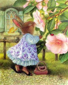 Illustration de Susan Wheeler