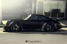 RWB Porsche #porsche #rwb