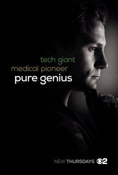 images of tv show pure genius | Cartazes de 'The Last Man on Earth' e 'Pure Genius' | Nova ...