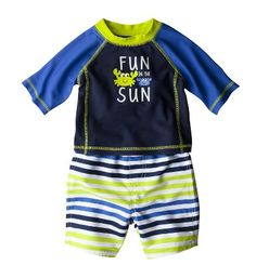 20 Adorable Swimsuits for your Baby Boy or Girl to Rock this Summer!