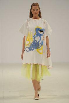 Lauren Smith (Edinburgh College of Art) 3d Fashion, Fashion Textiles, Fashion Dresses, Colour Story, Color, Lauren Smith, A Level Textiles, Up Styles, Wearable Art