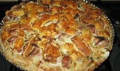 Quiche, Food And Drink, Pizza, Breakfast, Desserts, Morning Coffee, Tailgate Desserts, Deserts, Quiches