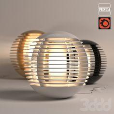 3d модели: Настольные светильники - PENTA Light - Tocco Table Lamp