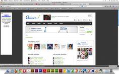quizlet.nl is een best simpele site in opbouw en gebruik. dat trekt mij niet zo aan. er is niet veel op te beleven. er komt ook reclame op die best irritant is en je afleid van de bedoeling van de website. de site is simpel en strak in de vormgeving