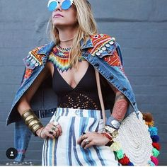 """""""Gahhhhh she made our Friday so much better rocking our amazing Relámpago…"""" Runway Fashion, Boho Fashion, Fashion Models, Fashion Beauty, Fashion Show, Fashion Design, Fashion Trends, Fashion Photography, Photography Magazine"""
