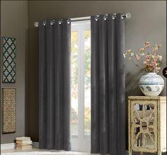 Nobreza veludo brilho tecido cortinas da janela cortinas black out processo terminado decorativos para quartos de alta qualidade cinza borgonha em Cortinas de Home & Garden no AliExpress.com   Alibaba Group