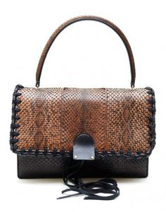 #Chloe #Snakeskin Bag #Autumn #2011
