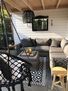 Outdoor Sectional, Sectional Sofa, Outdoor Furniture, Outdoor Decor, Outdoor Living, Container, Outdoors, Patio, Garden