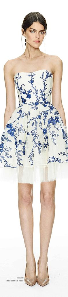 Marchesa Notte Resort 2015 | The House of Beccaria#