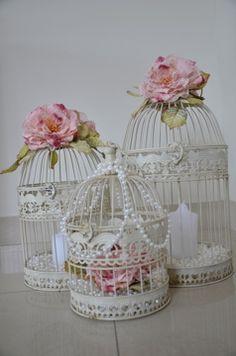 The Christening Directory: Vintage Elegance - Birds, Cages & Flowers