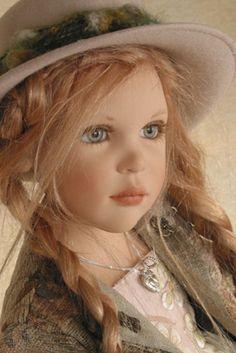 Little Girl Blonde Girl