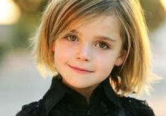 bob haircut with bangs little girls - Google Search