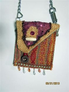 Novelty Purse by KatinkaStudio on Etsy, $34.00