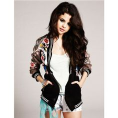 New Pictures Selena Gomez Photoshoot For Nylon Magazine! found on Polyvore