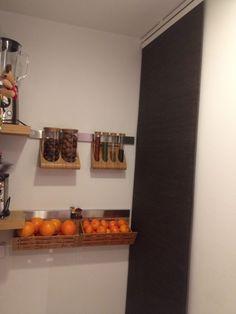 Decora pared cocina (bambú)
