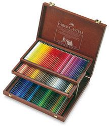 Luxury Drawing Gift Ideas: Faber-Castell Polychromos Pencil Set