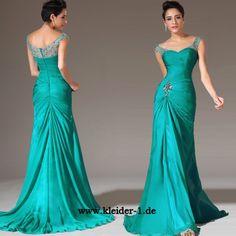 Abendkleid Orla in Grün