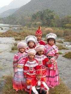 Nestled along the contiguous borders of Yunnan, Guizhou Provinces and Guangxi Zhuang Autonomous Region in southwestern China