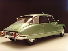 Citroen DS the most beautiful car ever