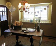 Baby Shower Hostess Gifts, Baby Shower, Ceiling Lights, Blog, Home Decor, Babyshower, Decoration Home, Room Decor, Blogging