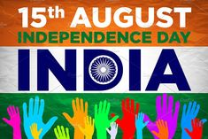 illustration of hand with voting sign of India vector art. independence day india of august vector art. Zip file contains editable 10 EPS 7 vector files Happy Independence Day India, Independence Day Wallpaper, Vector Graphics, Vector Art, Clothing Brand Logos, National Holidays, Preschool Art, Graphic Illustration, Creative
