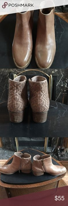 Elliot Luca Gorgeous ankle boots use only once too small for me some stress on the leather perfec condition Elliott Lucca Shoes Ankle Boots & Booties