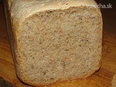 Zemiakový chlieb z pekárničky (fotorecept) Banana Bread, Desserts, Food, Postres, Deserts, Hoods, Meals, Dessert, Food Deserts