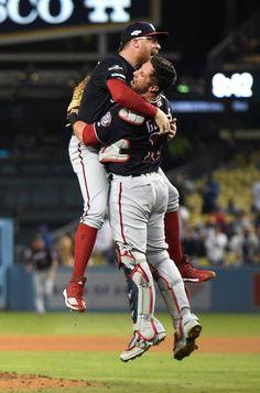 Mlb Pictures and Photos - Getty Images Washington Nationals Baseball, Editorial News, Atlanta Braves, Athletes, Mlb, Stock Photos, Baseball Cards, Guys, Sexy