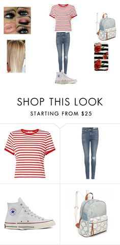 """""""Monsta X imagines/ EXO/GOT7"""" by princess-emmi on Polyvore featuring Miss Selfridge, rag & bone, Converse and Red Camel"""