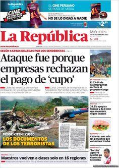 Spanish Slang in the News | Cupo #Peru | Pago de extorsión #SpanishSlang