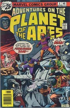 Adventures on the Planet of the Apes (1975) 6