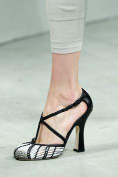 Les chaussures printemps-été 2015 de Bottega Veneta