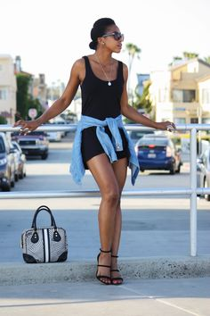 Honey In My Heels ---->>>> Rompers Up #fashion #streetstyle #blogger #ootd