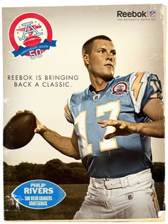 San Diego Chargers, will go down in history as one of our greats!