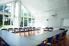 Danhostel Blåvandshuk mødelokale