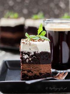 Sweet Recipes, Cake Recipes, Polish Recipes, Polish Food, Mousse Cake, Pastry Cake, Christmas Desserts, Food Design, Yummy Cakes