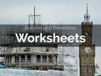 """""""Build & Present Worksheets"""" - A Haiku Deck by Daryl V.: How to build and present a worksheet to ESL students in Japan"""