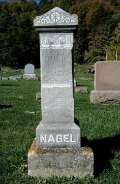 NAGEL, FREDRICH - Clayton County, Iowa | FREDRICH NAGEL