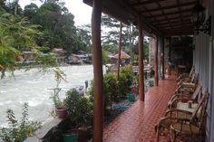Thomas' Retreat Bukit Lawang, Sumatra $5 a night (includes meals)