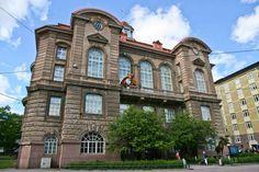 Luonnontieteellinen museo - huikea museo huikeassa rakennuksessa Home Fashion, Mansions, House Styles, Home Decor, Museums, Decoration Home, Manor Houses, Room Decor, Villas
