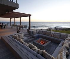 Firepit-this would be AWESOME!!